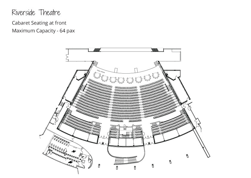 PCEC_RiversideTheatre_cabaret-seating-at-front