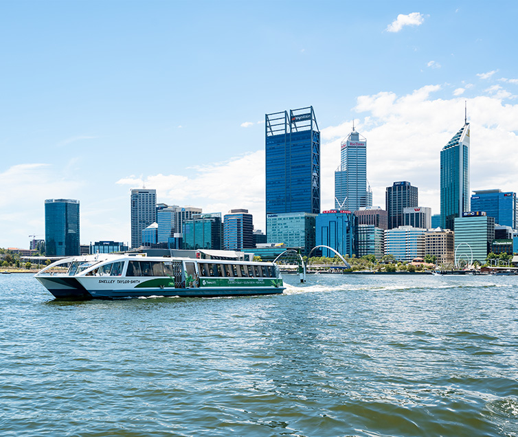 Staying in Perth - PCEC