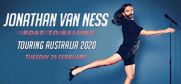 Jonathan Van Ness: Road to Beijing