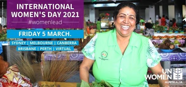 EveryWoman Expo: UN Women Australia's International Women's Day Event